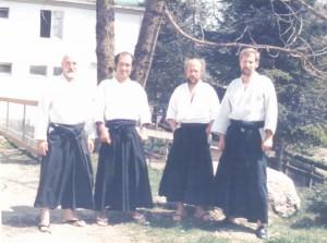 Aikido anno dazumal II